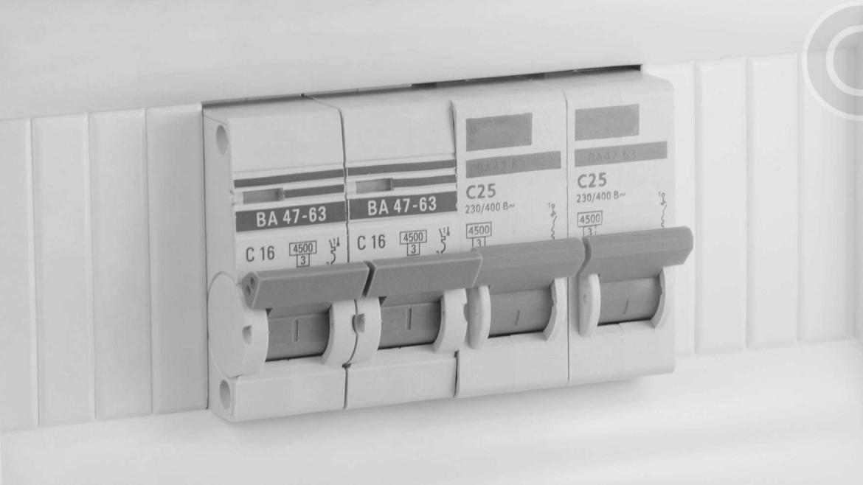 Electrical Circuit Breaker Panels