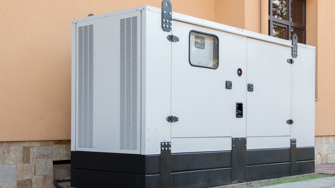 The effectiveness of generators as a backup electrical supply for residential and commercial properties